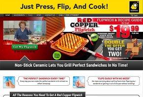 Red Copper Flipwich
