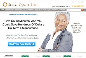 Quote On Life Insurance Fascinating Selectquote Reviews  Is It A Scam Or Legit