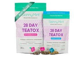 SkinnyMint Teatox