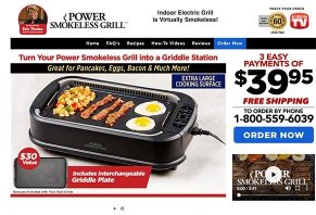 Power Smokeless Grill Reviews Is It Legit Or Hype