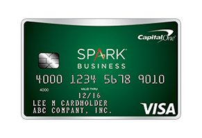 Spark Cash Business by Capital One