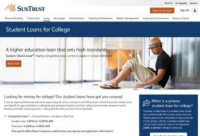 SunTrust Private Student Loans