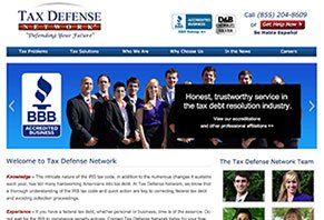 Tax Defense Network
