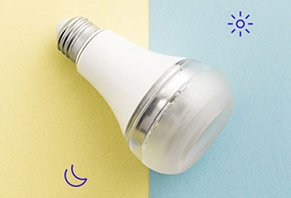 Twist Smart Light Bulb
