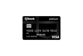 U.S. Bank Visa Platinum Credit Card