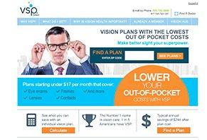 VSP Direct Eye Insurance