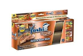 Yoshi Copper Grill Mat