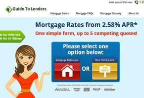 Guide to Lenders