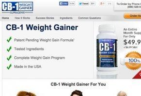 CB-1 Weight Gainer