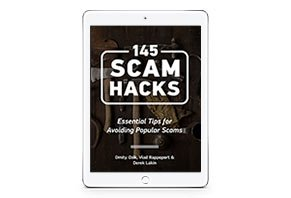 145 Scam Hacks E-book