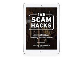 145 Scam Hacks E-book