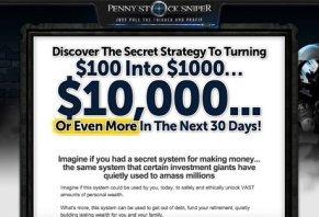 Penny Stock Sniper