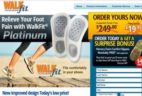 WalkFit Platinum