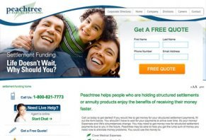Peachtree Settlement Funding