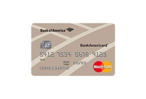 BankAmericard Credit Card