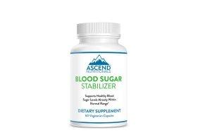 Blood Sugar Stabilizer by Ascend Nutritionals