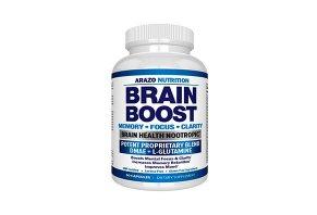 Brain Boost by Arazo Nutrition
