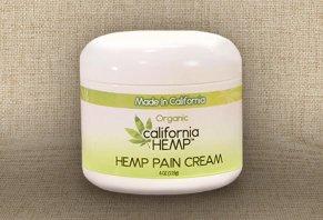 California Hemp Pain Cream