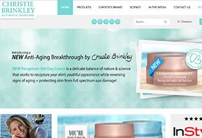 Christie Brinkley Authentic Skincare