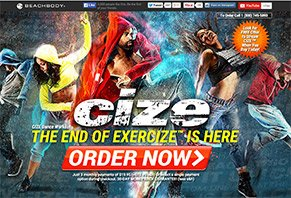 CIZE Dance Workout