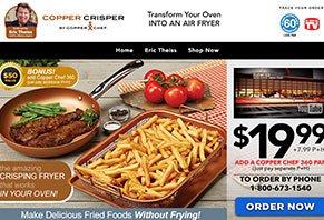 Copper Crisper