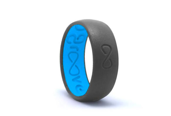 Groove Life Silicone Ring
