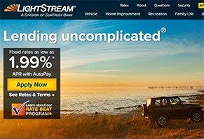 LightStream Loans