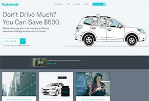 Metromile Auto Insurance