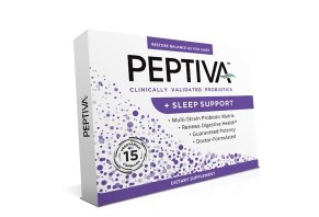 Peptiva Probiotics + Sleep Support