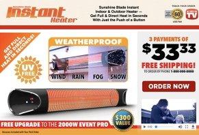 Sunshine Blade Instant Heater