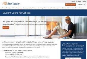 SunTrust Private Student Loans