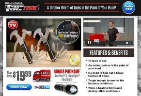 Tac Tool