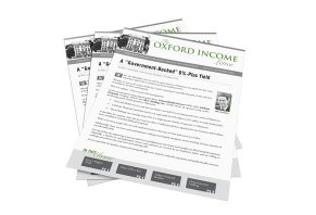 The Oxford Income Letter
