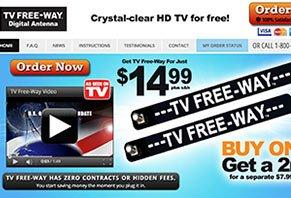 TV Free Way Antenna