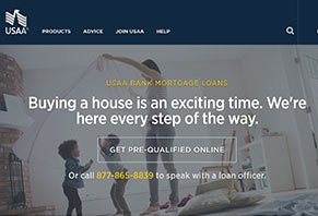 USAA Bank Home Loans & Mortgage Calculator | USAA