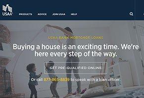 USAA Bank Home Loans & Mortgage Calculator   USAA