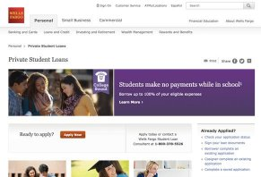 Wells Fargo Private Student Loans
