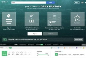 Yahoo Daily Fantasy Sports
