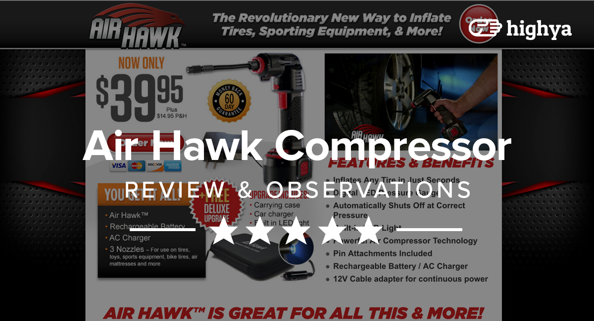 Read 75 Air Hawk Compressor Customer Reviews and Complaints