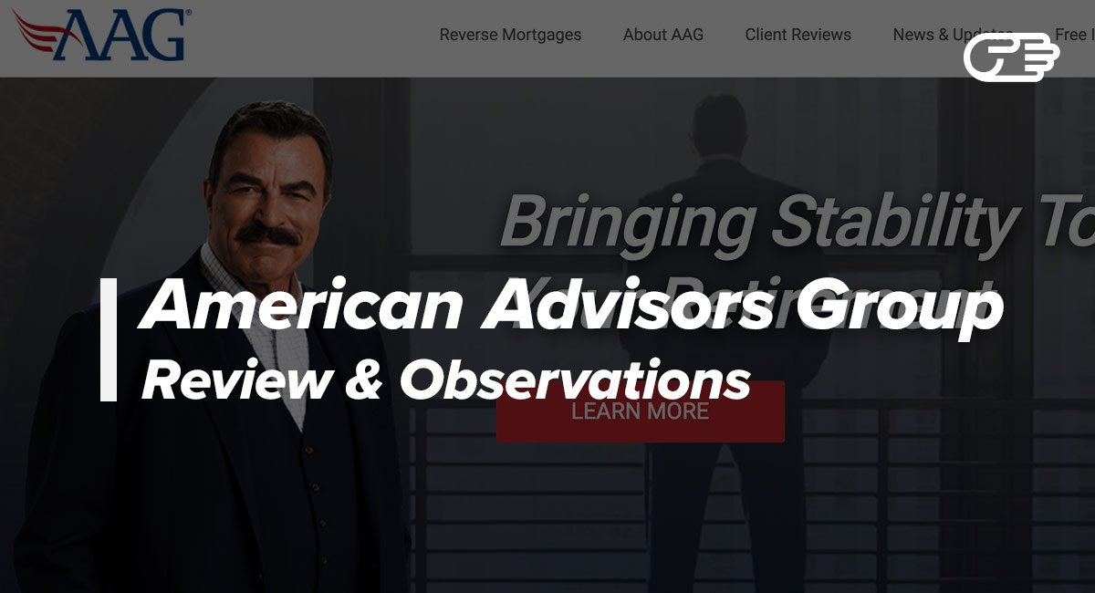 American Advisors Group Reviews Is It A Scam Or Legit