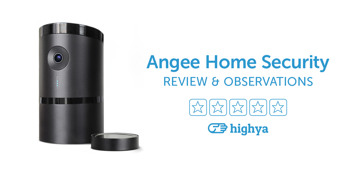 Angee Home Security System Reviews  Is it a Scam or Legit?