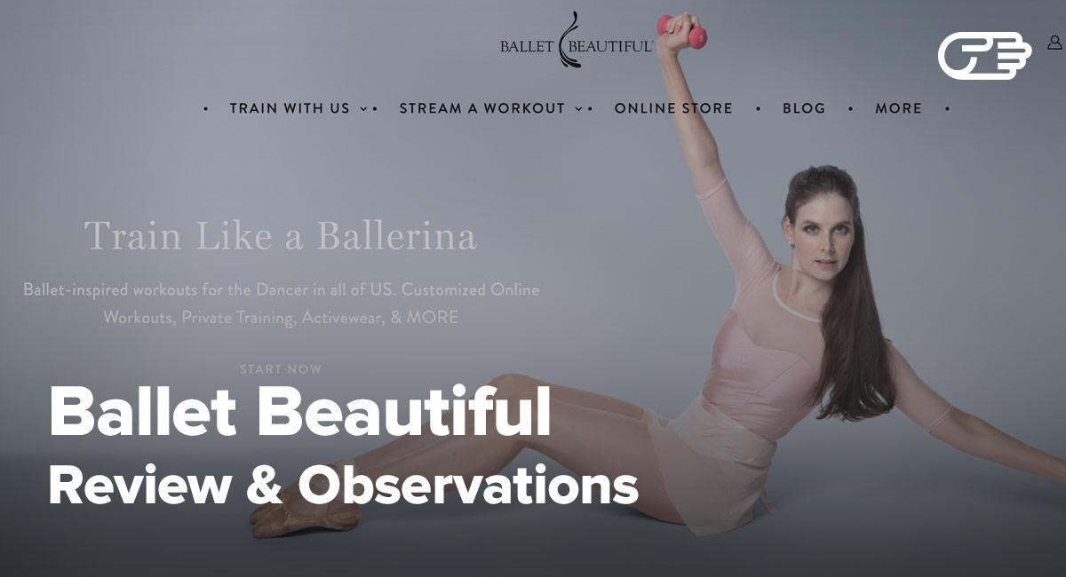 a606d315c29b Ballet Beautiful Reviews - Ideal Workout Program for You?
