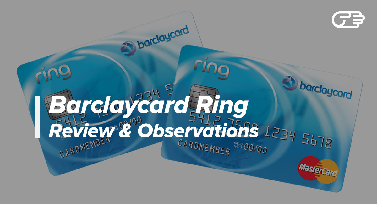 Barclaycard Ring Mastercard Reviews - Best Low APR Card?