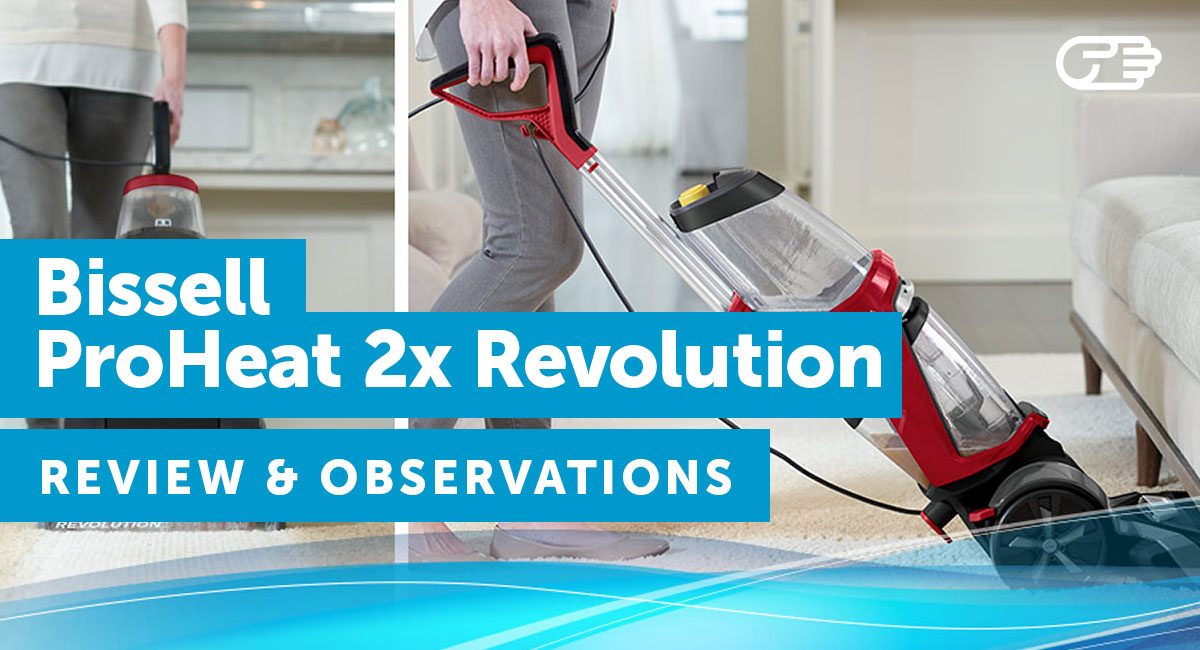 Bissell Proheat 2x Revolution Reviews Is It A Scam Or Legit