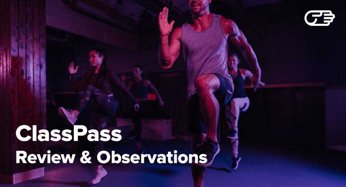 Promo Code No Annual Fee Classpass 2020