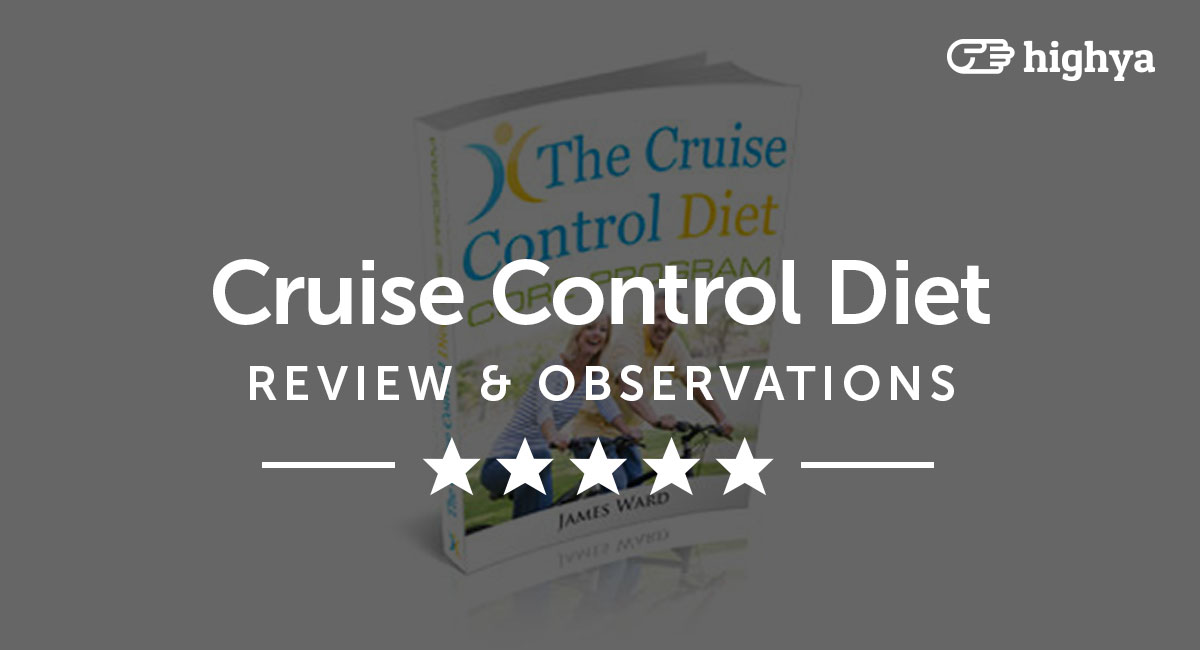 Cruise Control Diet Reviews - Does It Really Work? (Learn ...