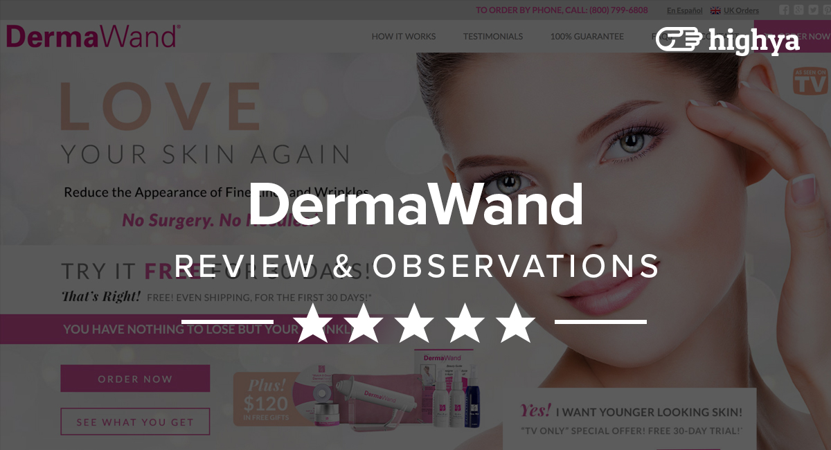 Dermawand Reviews Is It A Scam Or Legit