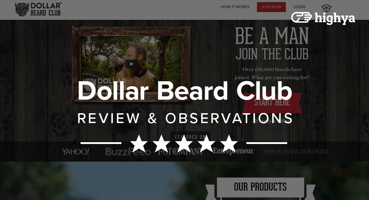 Dollar Beard Club Reviews Is It A Scam Or Legit