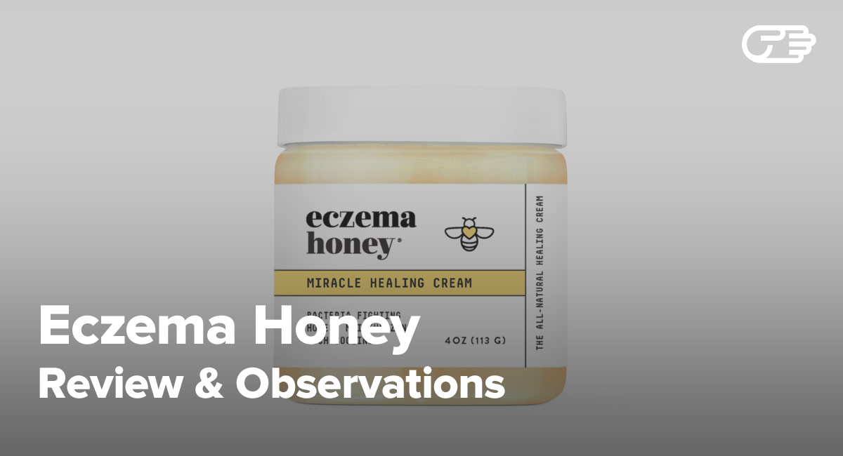 Eczema Honey Reviews - Will It Ease the Symptoms of Eczema?