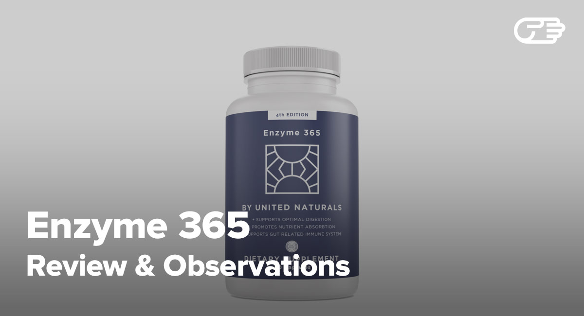 Enzyme 365 Reviews - Is It Worth It?